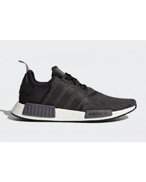 Adidas Originals NMD R1 Black Sneakers B79758