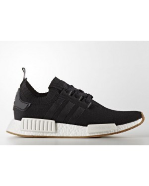 Adidas Originals NMD R1 PK Black Sneakers BY1887