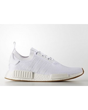 "Adidas NMD R1 PK ""Gum Pack"" White BY1888"