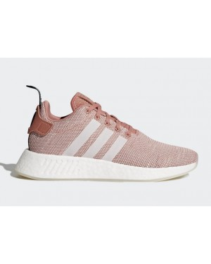Adidas Originals Women's NMD R2 Pink Sneakers CQ2007