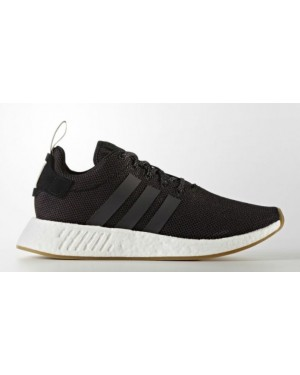 Adidas NMD R2 Black Gum BY9917