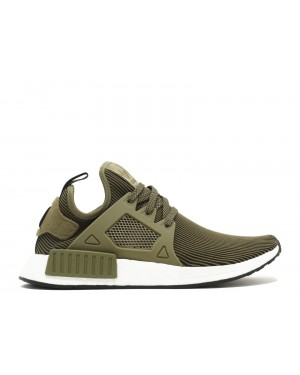 Adidas Originals NMD XR1 PK Green Sneakers S32217