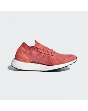 Adidas Women's Ultraboost X Shoes Red BB6160