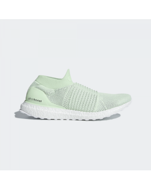 Adidas Ultraboost Laceless LTD Shoes Green BB6223