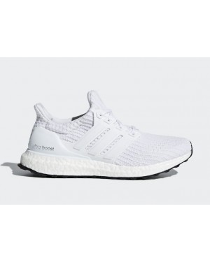 Adidas Performance Ultra Boost White Sneakers BB6168