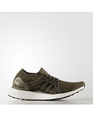 Adidas UltraBOOST X Shoes Green CG2976
