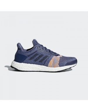 Adidas Ultraboost ST Shoes Blue CQ2133