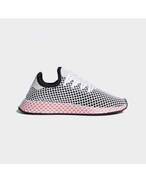 Adidas Women's Deerupt Runner Shoes Black CQ2909