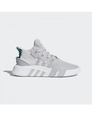 Adidas Originals EQT Basket ADV Sneakers In Grey CQ2995