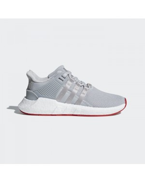 Adidas EQT Support 93/17 Shoes Silver CQ2393