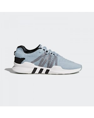 brand new 122cc 0f85c Adidas EQT Racing ADV Primeknit Shoes Blue ...