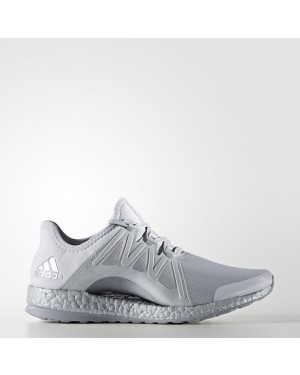 Adidas Pure Boost Xpose Shoes Women's Running Grey S82066