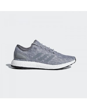 Adidas PureBOOST Shoes Men's Running Grey BB6278
