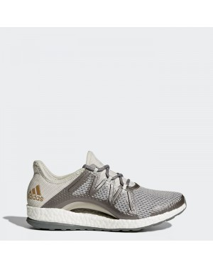 Adidas PureBOOST Xpose Shoes Women's Running Grey BA8271