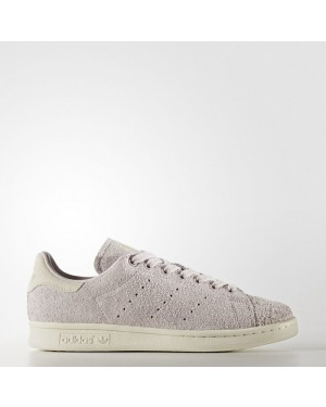 Adidas Stan Smith Shoes Women's Originals Pink S82258