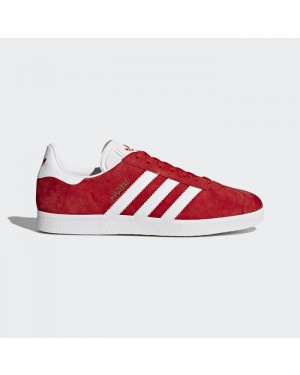Adidas Gazelle Shoes Originals Red S76228