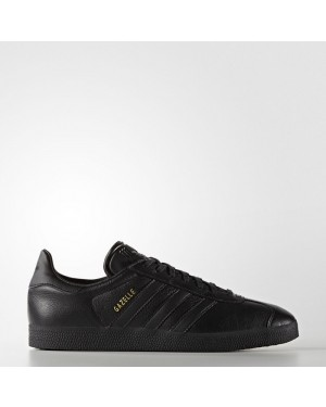 Adidas Gazelle Shoes Originals Black BB5497