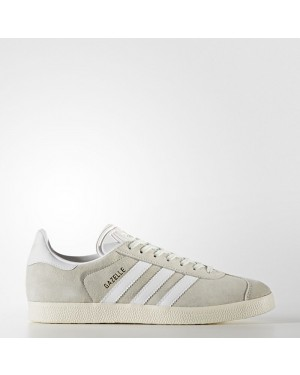 Adidas Gazelle Shoes Originals Beige BZ0023