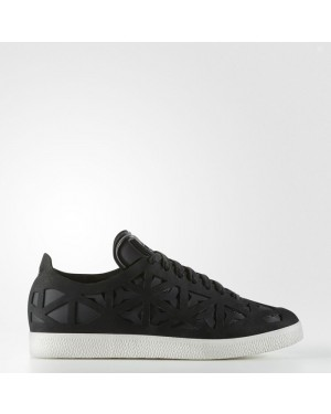 Adidas Gazelle Cutout Shoes Women's Originals Black BY2959