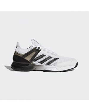 Adidas adizero Ubersonic 2.0 Shoes Men's Tennis White CQ1721