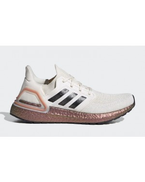 adidas Ultra Boost 2020 Sail/Copper Metallic-Core Black EG0721