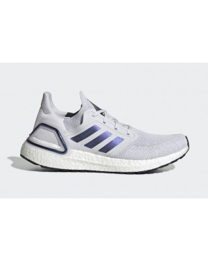 adidas Ultra Boost 2020 Dash Grey/Blue Violet Metallic EG0695