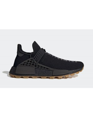 adidas Pharrell Williams Hu NMD Proud Shoes - Black EG7836