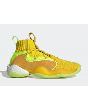 Pharrell adidas Crazy BYW X Yellow EG7724