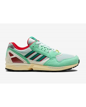 "ZX 9000 ""30 Years Of Torsion"" - Adidas - FU8403 - Mint/Scarlet"