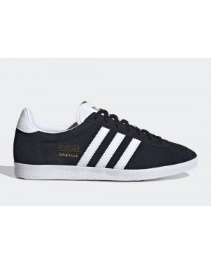 adidas Gazelle OG Core Black/White-Gold Metallic FV7773