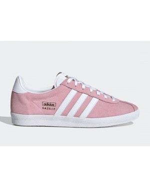 adidas Gazelle OG Clear Pink/White-Gold Metallic FV7750