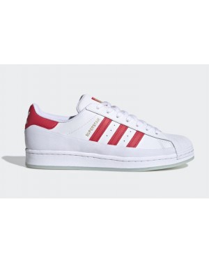 adidas Superstar MG White Red FV3031