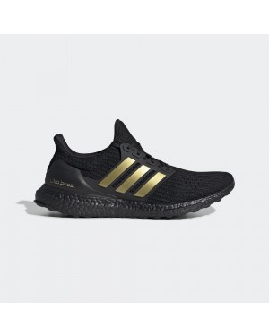 adidas Ultra Boost DNA Black Gold - FU7437
