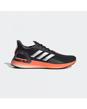 adidas UltraBOOST PB Black White Orange EG0427