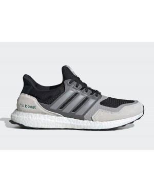 adidas UltraBOOST S&L Black/Grey EF0726