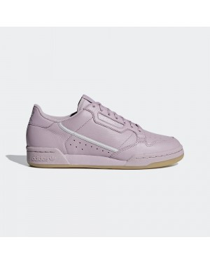 Adidas Women Continental 80 Shoes Soft Vision/Grey G27719