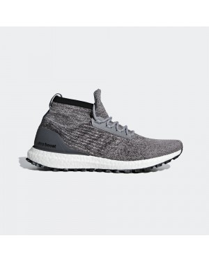 Adidas Men Ultra Boost All Terrain Shoes Grey F35236