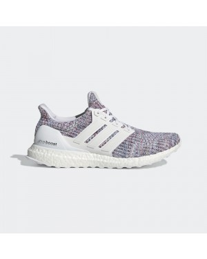 adidas DB3198 Ultraboost Mens Running Shoe White/Blue