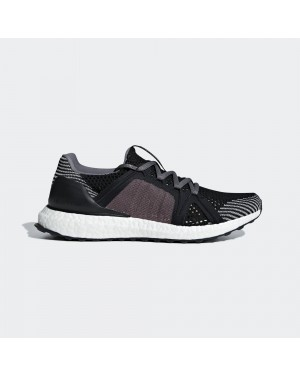 adidas by Stella McCartney Ultra Boost Core Black/Smoked Pink AQ0796