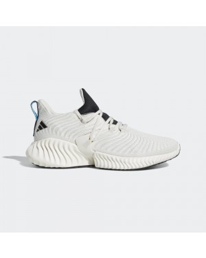 adidas Alphabounce Instinct Men's Running Shoes D96542 White