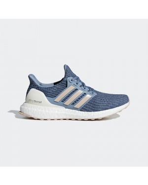Adidas Ultra Boost 4.0 Women Blue/White BB6493