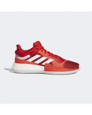 adidas Marquee Boost Low Red/Orange/White F36305