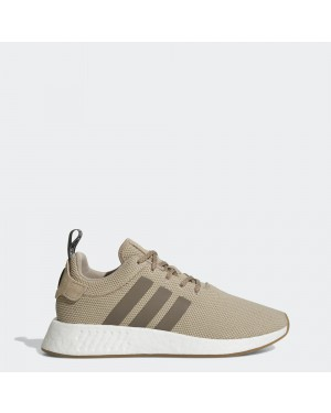 adidas Originals NMD_R2 PK Khaki Sneakers BY9916