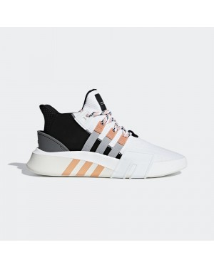 adidas EQT Bask ADV White/Grey Two-Orange F33853
