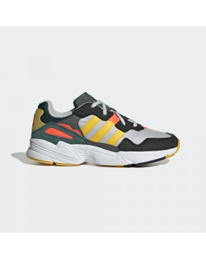 Adidas Originals Yung-96 Grey Gold Red Men DB2605