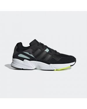 Adidas Yung 96 Core Black/Mint Sneakers BD8042