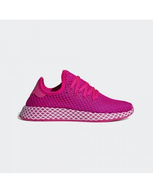 Adidas Originals Trainers Deerupt Runner CG6090 Pink
