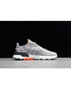 adidas Nite Jogger 2019 Grey/Black-Orange DB3361