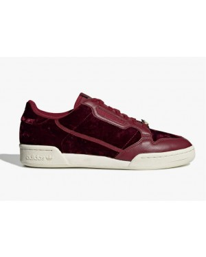 adidas Continental 80 Collegiate Burgundy/Collegiate Burgundy EH0173