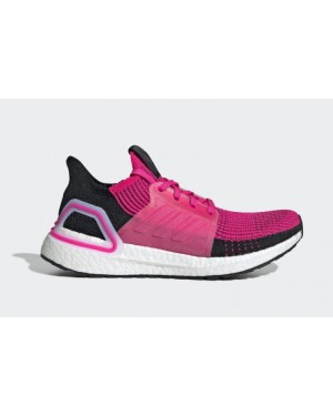 adidas Ultra Boost 2019 Shock Pink/Core Black-Cloud White G27485